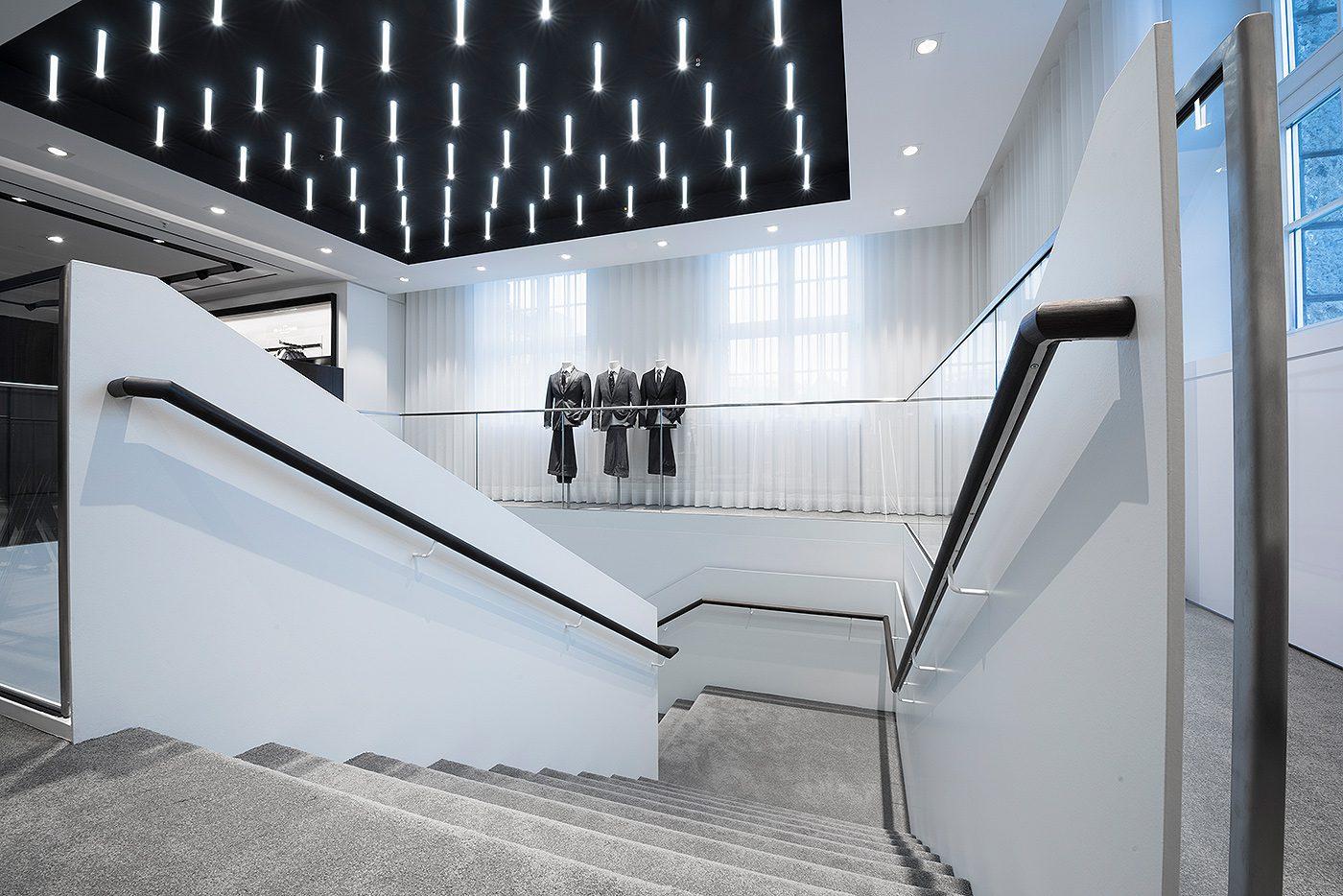 Scopio Projekt Eckerle Stuttgart Gestaltung Interior