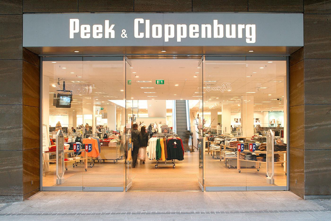 Scopio Projekt Peek & Cloppenburg Halle