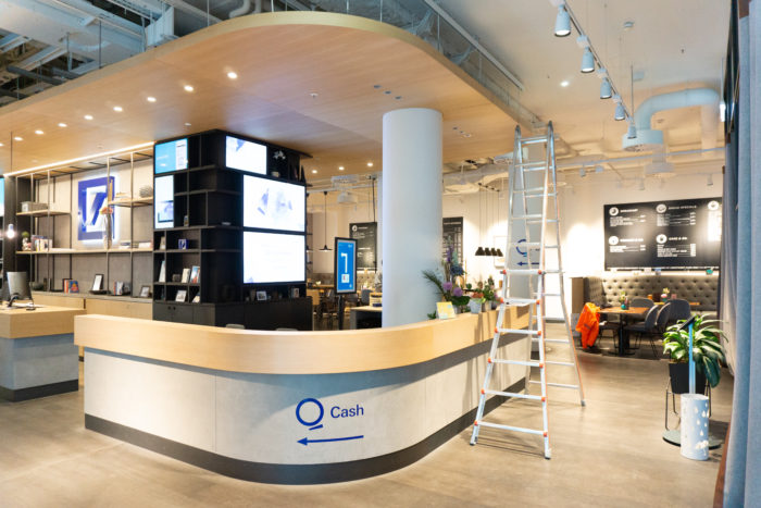 Scopio Projekt Deutsche Bank Filialen Deutschland national