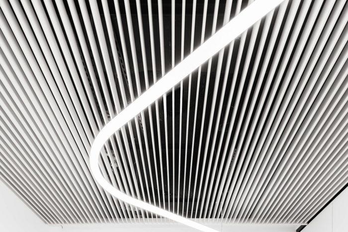 Scopio Projekt Commerzbank Paris Detail: Lichtkonzepte